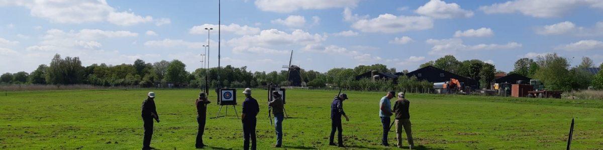 Boogschieten in Amsterdam